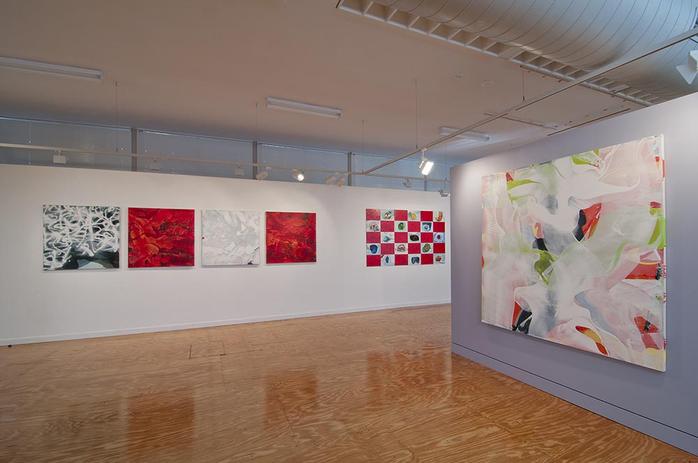 Andrea McCuaig Interplay 2012 Installation M1601