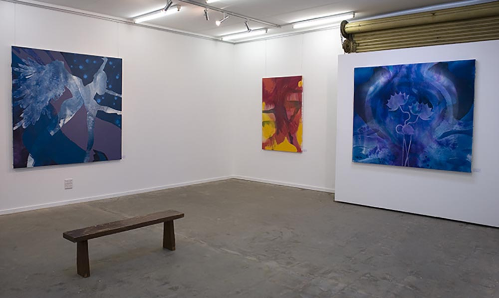 Andrea McCuaig Invisible Rapture 2007 Installation shot 4